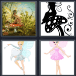 4-pics-1-word-fairy