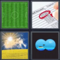 4-pics-1-word-field