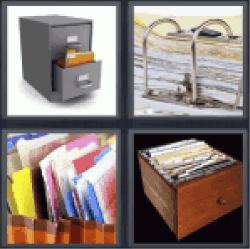4-pics-1-word-filing