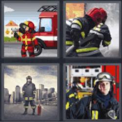4-pics-1-word-fireman