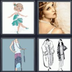 4-pics-1-word-flapper