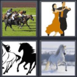 4-pics-1-word-gallop