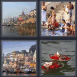 4-pics-1-word-ganges