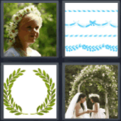 4-pics-1-word-garland