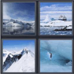4-pics-1-word-glacier