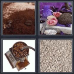 4-pics-1-word-granule