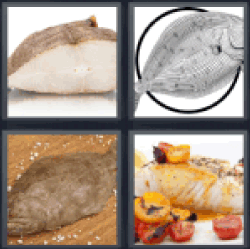 4-pics-1-word-halibut