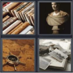 4-pics-1-word-history