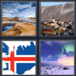 4-pics-1-word-iceland
