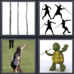 4-pics-1-word-javelin