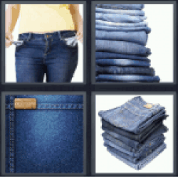 4-pics-1-word-jeans