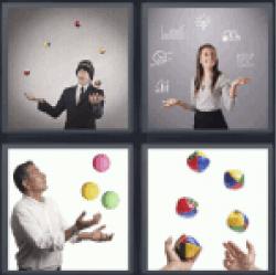 4-pics-1-word-juggle