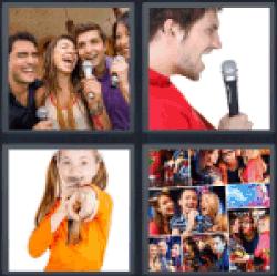 4-pics-1-word-karaoke
