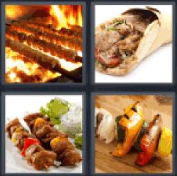 4-pics-1-word-kebab