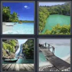 4-pics-1-word-lagoon