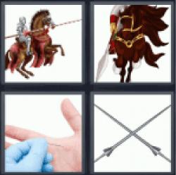 4-pics-1-word-lance