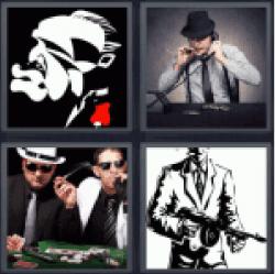 4-pics-1-word-mafia