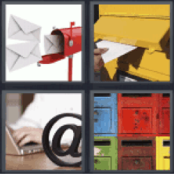 4-pics-1-word-mailbox