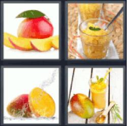 4-pics-1-word-mango