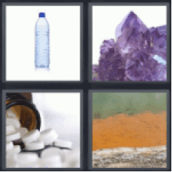 4-pics-1-word-mineral