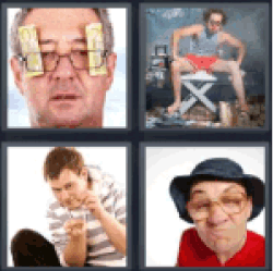 4-pics-1-word-miser