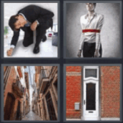 4 pics 1 word short ceiling