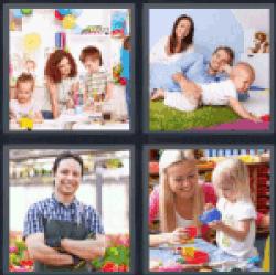 4-pics-1-word-nursery