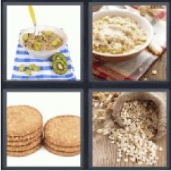 4-pics-1-word-oatmeal