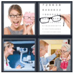 4-pics-1-word-optician