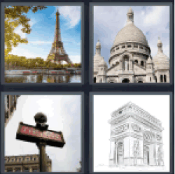 4-pics-1-word-paris
