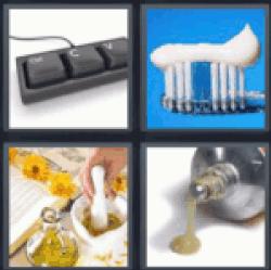4-pics-1-word-paste