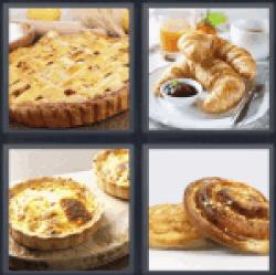 4-pics-1-word-pastry