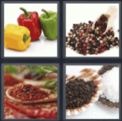 4-pics-1-word-pepper