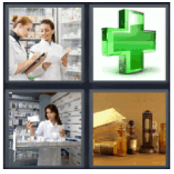 4-pics-1-word-pharmacy