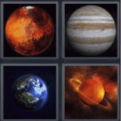 4-pics-1-word-planet