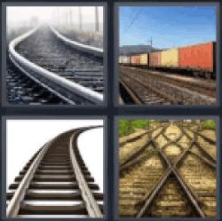 4-pics-1-word-railway