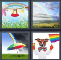 4-pics-1-word-rainbow
