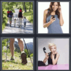 4-pics-1-word-ramble