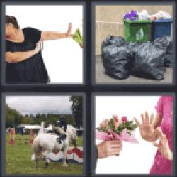 4-pics-1-word-refuse
