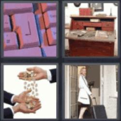 4-pics-1-word-return