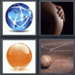 4 pics 1 word pregnant woman