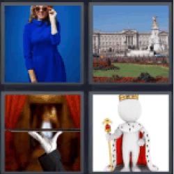 4-pics-1-word-royal