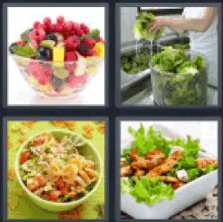 4-pics-1-word-salad