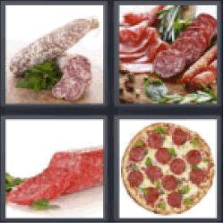 4-pics-1-word-salami