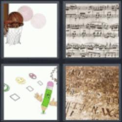 4-pics-1-word-score