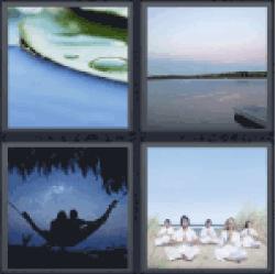 4-pics-1-word-serene