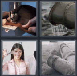 4 Pics 1 Word Sewing machine