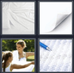 4-pics-1-word-sheet