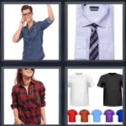 4-pics-1-word-shirt