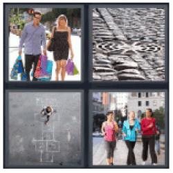 4-pics-1-word-sidewalk